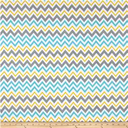 Comfy Flannel Chevron Multi