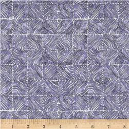 Paradise Geo Patch Lilac