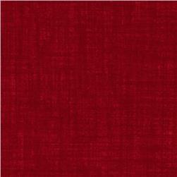 Moda Weave Texture Country Red Fabric