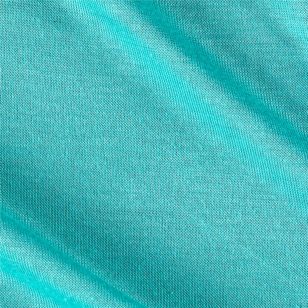 Designer Knit Solid Turquoise