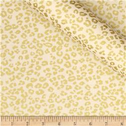 Gold Standard Metallic Cheetah Cream/Gold