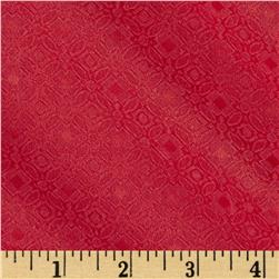 Loft Stretch Jacquard Salmon