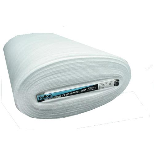 Pellon Interfacing Thermolam Plus BY THE YARD White
