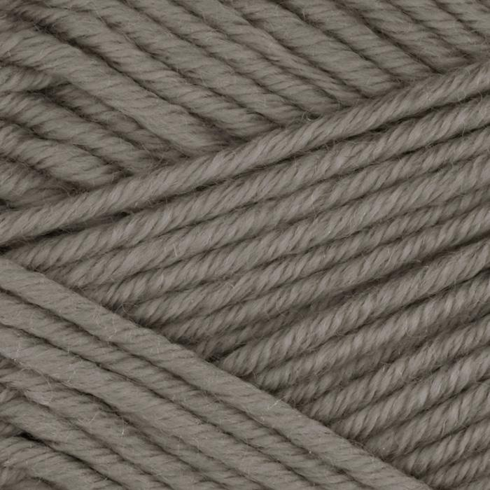 Martha Stewart Extra Soft Wool Blend Yarn (550) Gray Pearl