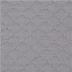 Sweden Quilt Knit Solid Cement