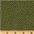 Wrapped In Joy Dots Green