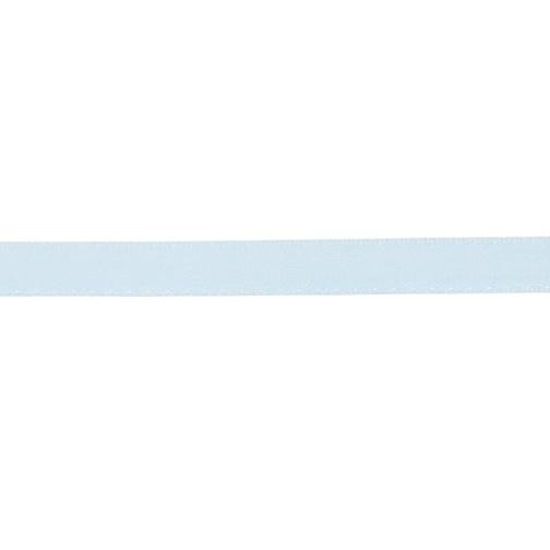 3/8'' Double-sided Satin Ribbon Light Blue