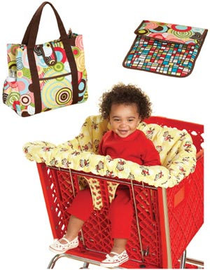 Kwik Sew Shopping Cart Seat Cover & Diaper