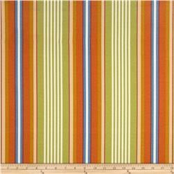 Richloom Solar Outdoor Walden Stripe Citrus