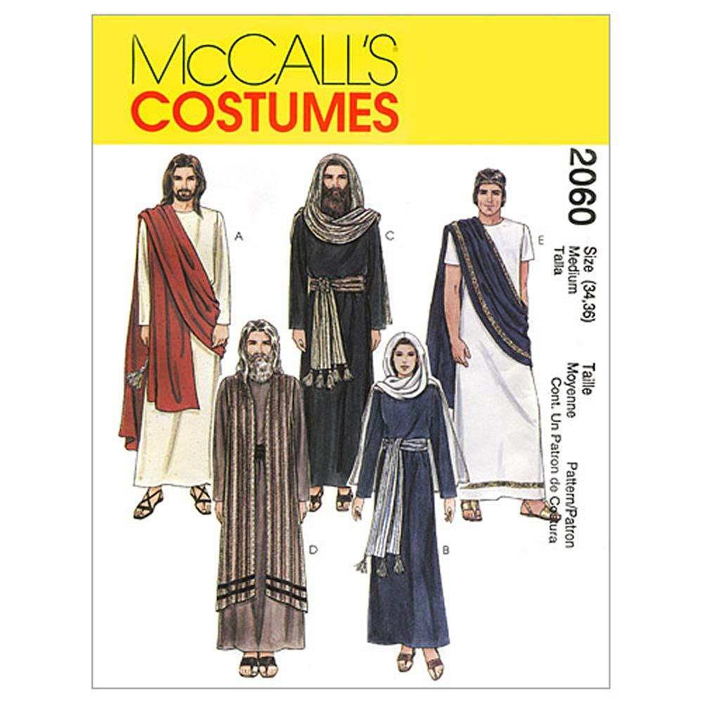 McCall's Easter Costumes Pattern M2060 Size LRG