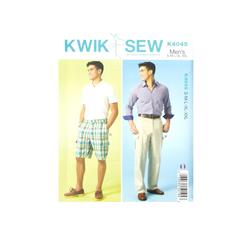 Kwik Sew Mens Shorts and Pants Pattern