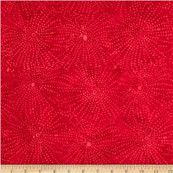Tonga Batik Punch Galaxy Cherry