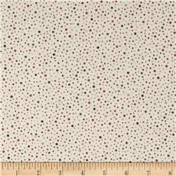 Imperial Dots Gray/Plum