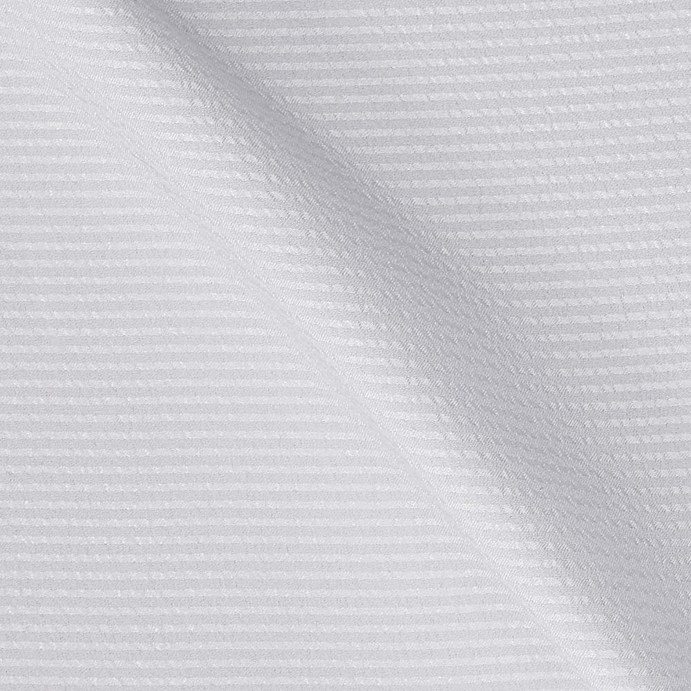 Lightweight Pebbled Satin White