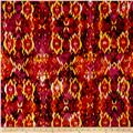 Urban Chic Ikat ITY Red/White/Black/Coral