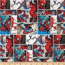 Marvel Spider-Man comic Scenes Multi