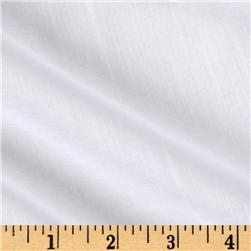 Kaufman Cotton Voile Supreme Wide White Fabric