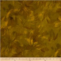 Carnival Textured Floral Tonals Olive