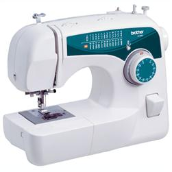 Brother XL2600I 25-Stitch Free-Arm Sewing Machine with Multiple Stitch Functions