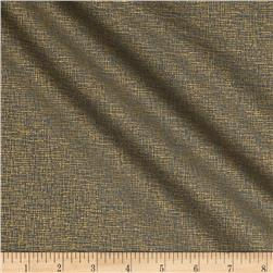 Moda Modern Backgrounds Luster Metallic Grid Graphite