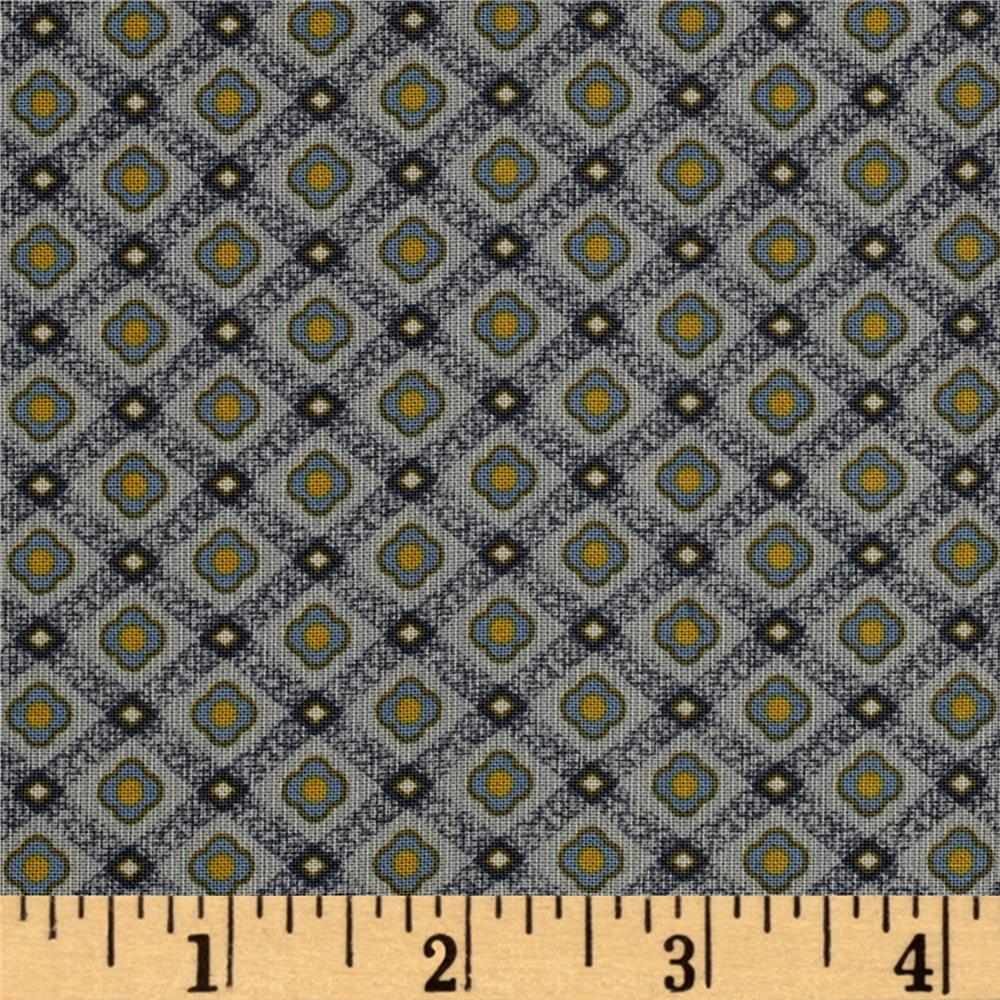 Molly B's Hint of a Print Diamond Multi