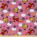 Angry Birds Rainbow Pink