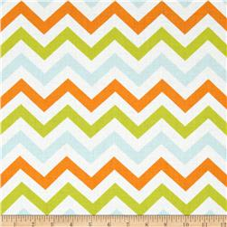 Moda Mixed Bag Zig Zag Sprouts