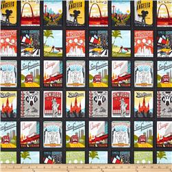 Robert Kaufman Explore America City Postcards Vintage