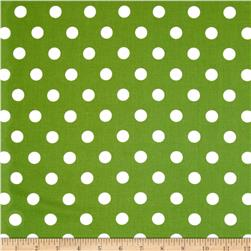 Moda Dottie Medium Dots Kelly