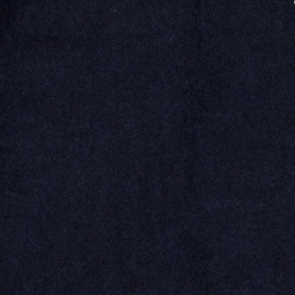 Sweatshirt Fleece Navy Fabric