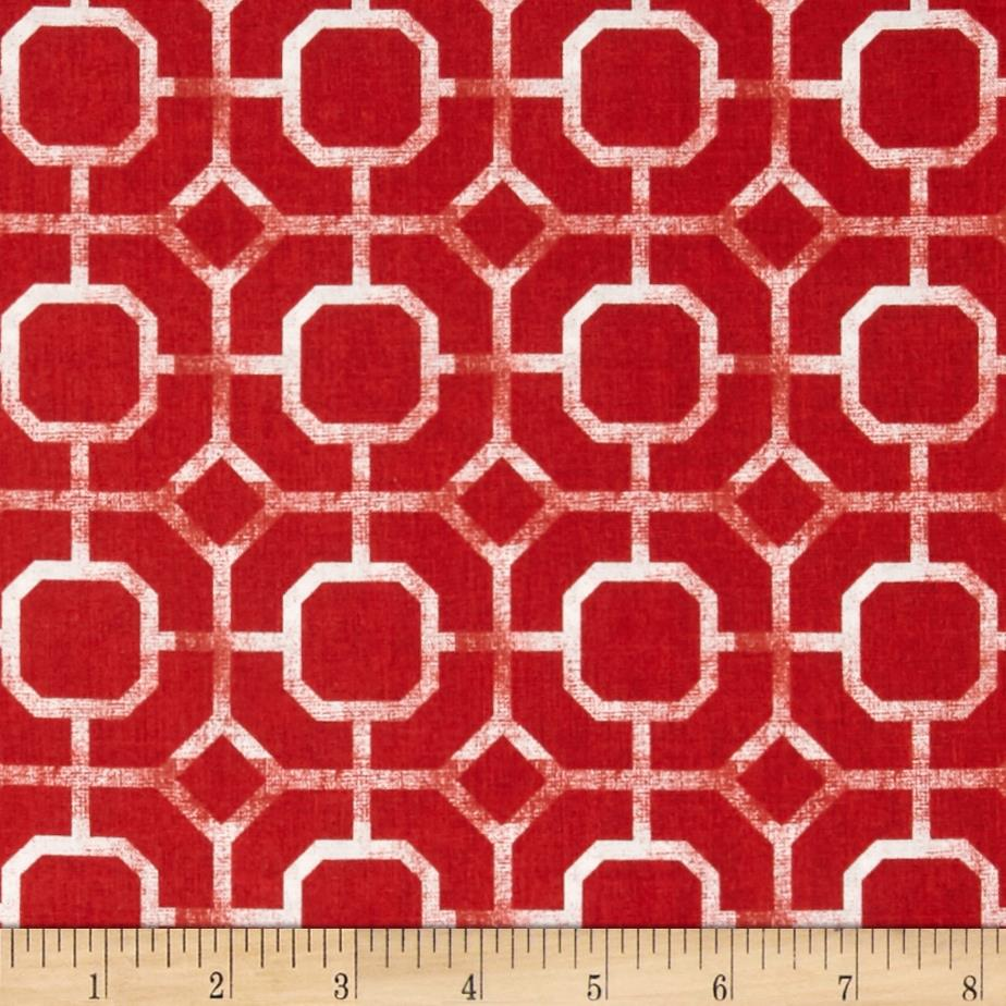 Hidden Cove Tile Red