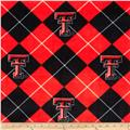 Collegiate Fleece Texas Tech University Red