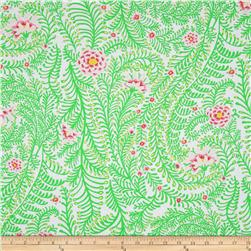 Kaffe Fassett Collective Ferns White