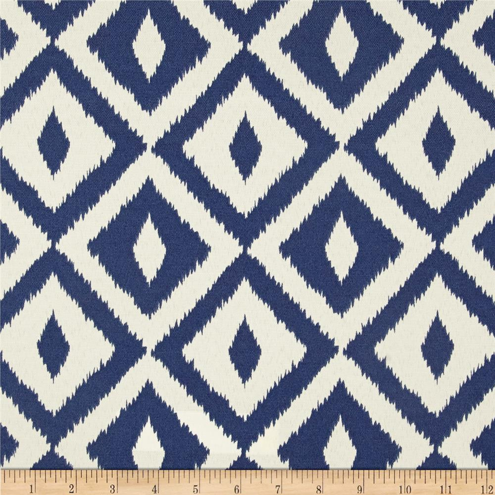 Terrasol Indoor/Outdoor Aztec Denim
