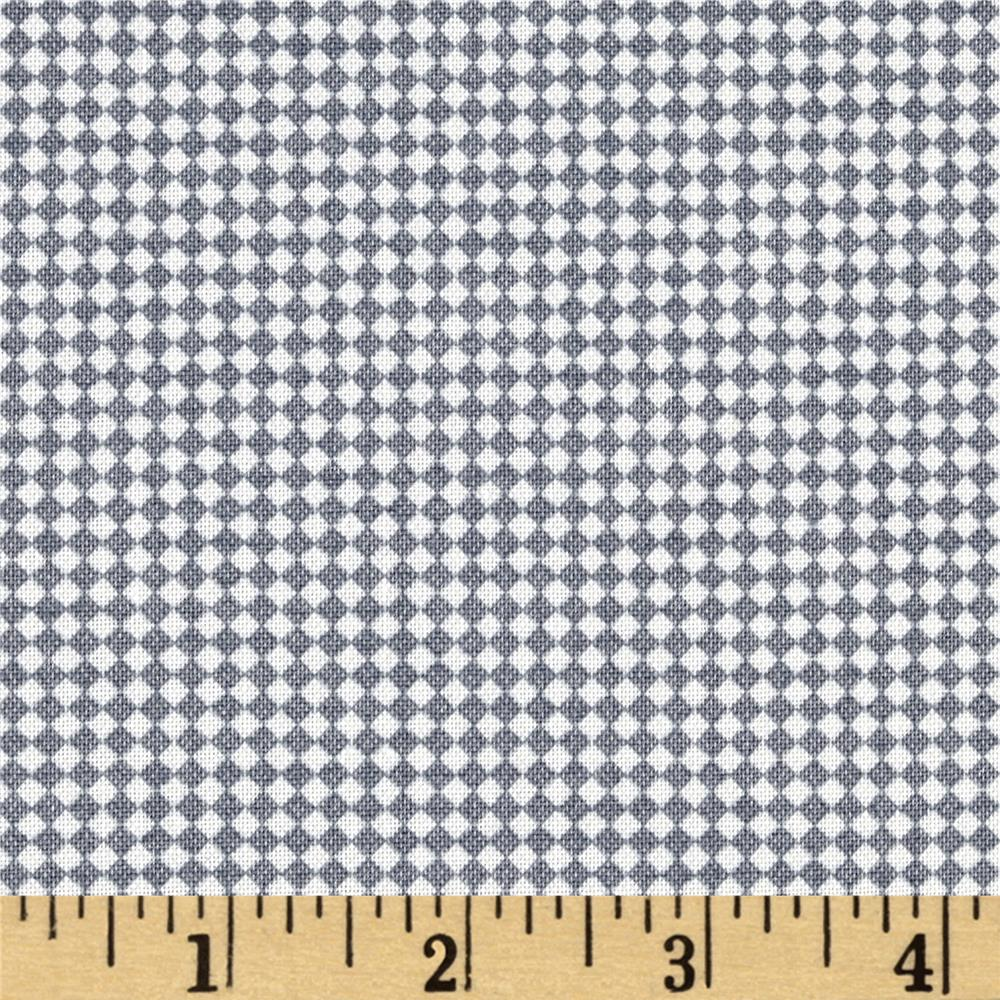 Scandi 3 Mini Harliquin Linen/Gray