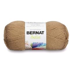 Bernat Satin Yarn Sable