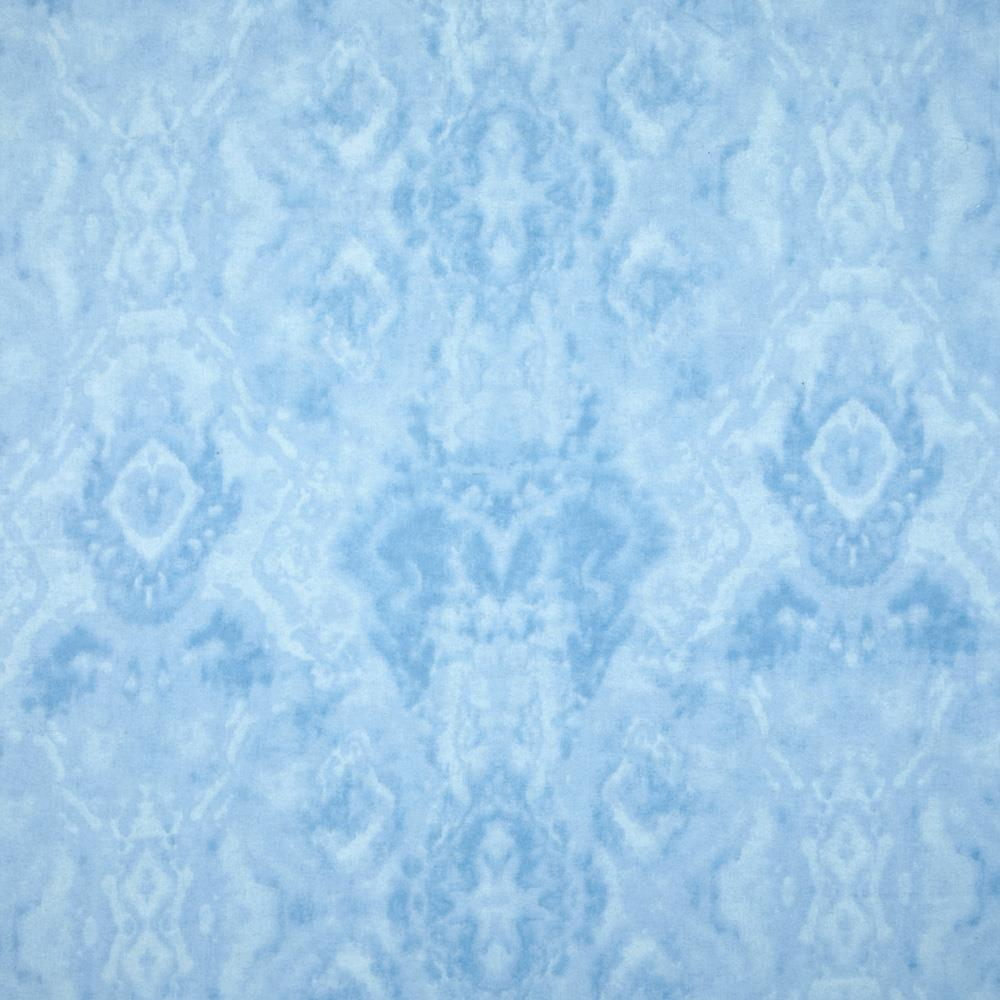 Comfy Flannel Tone on Tone Baby Blue Fabric