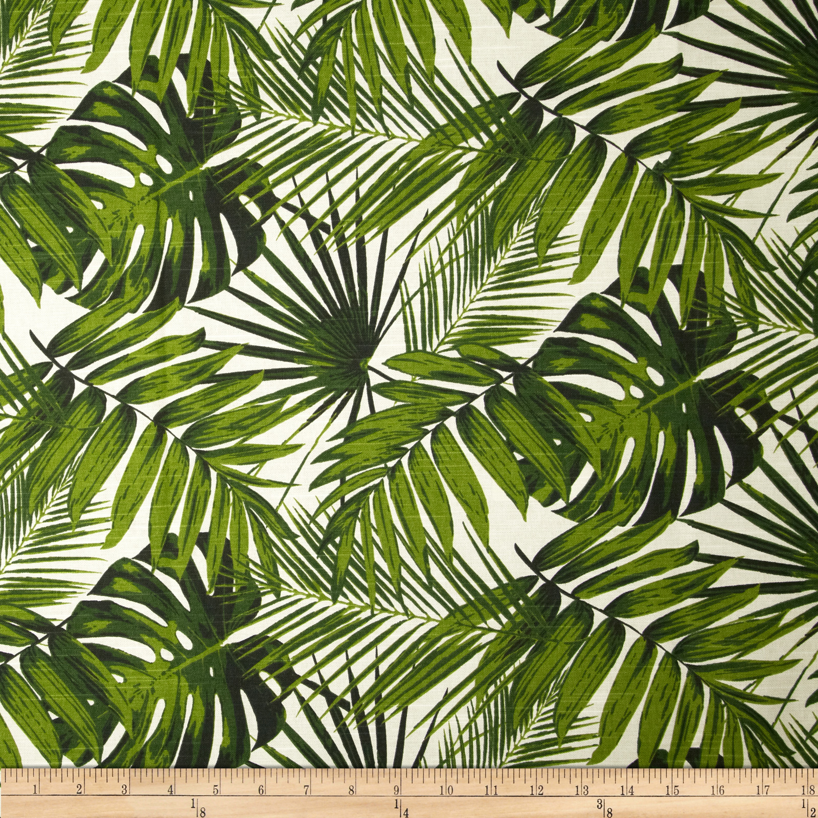 Tempo Tropical Botanics Natural Fabric by Tempro in USA