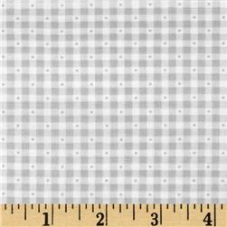Sorbets Gingham Grey