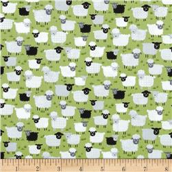 Jolly Farm Sheep Green
