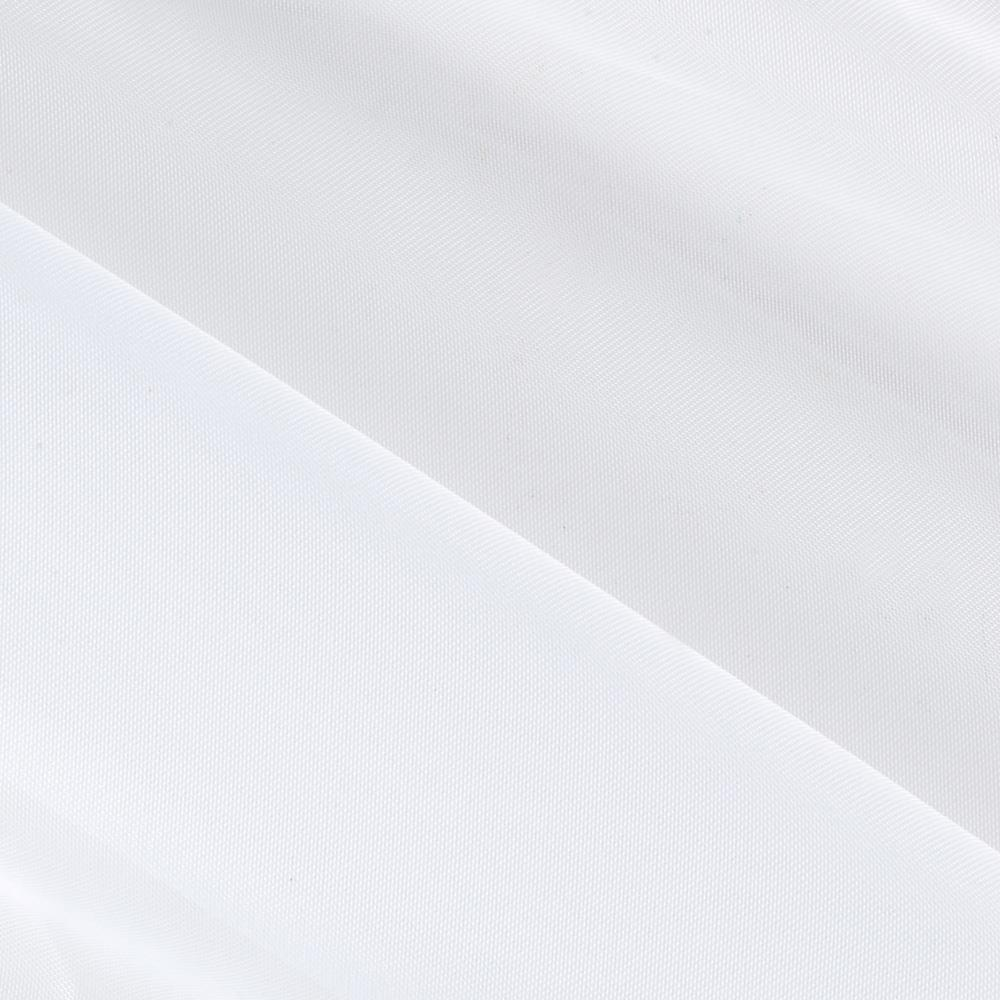 118'' Wide Dozier Drapery Sheers Stark White Fabric By The Yard