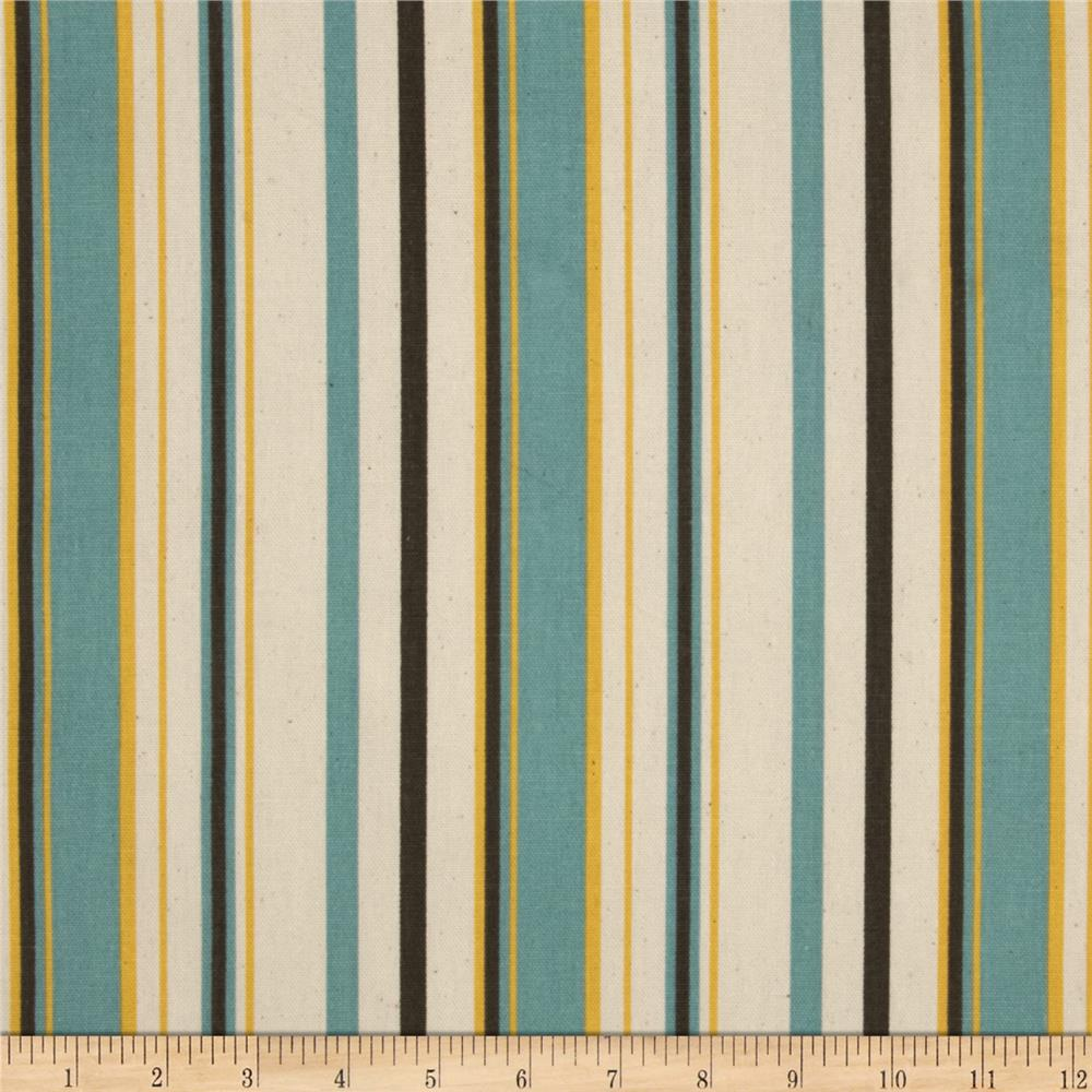 Premier Prints Premier Stripe Cambridge