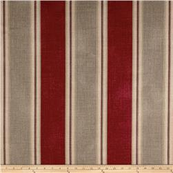 Waverly Country Club Stripe Crimson