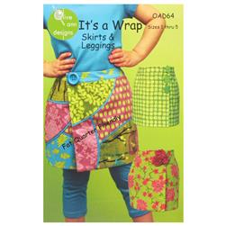 Olive Ann Designs Its a Wrap Skirt &