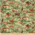 American Wildlife Deer Multi