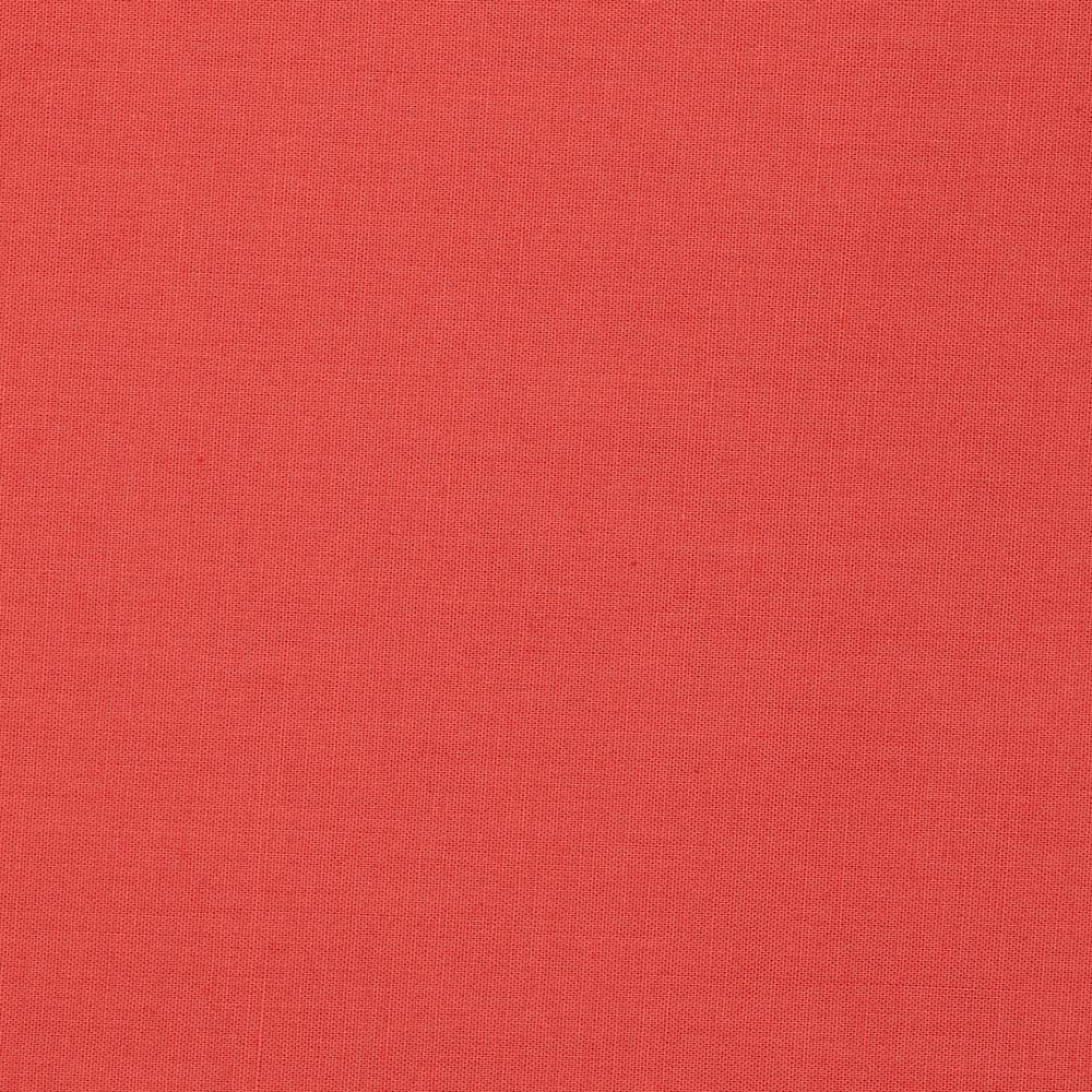 Birch Organic Mod Basics Solids Coral