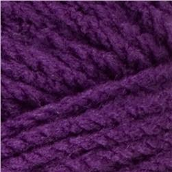 Red Heart Super Saver Chunky Yarn 776 Dark Orchid