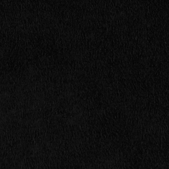 Kaufman nu suede black discount designer fabric for Black fabric