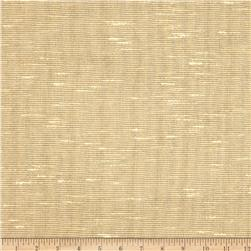 Robert Allen Promo Fairwinds Linen Blend Slub Sheer Maize