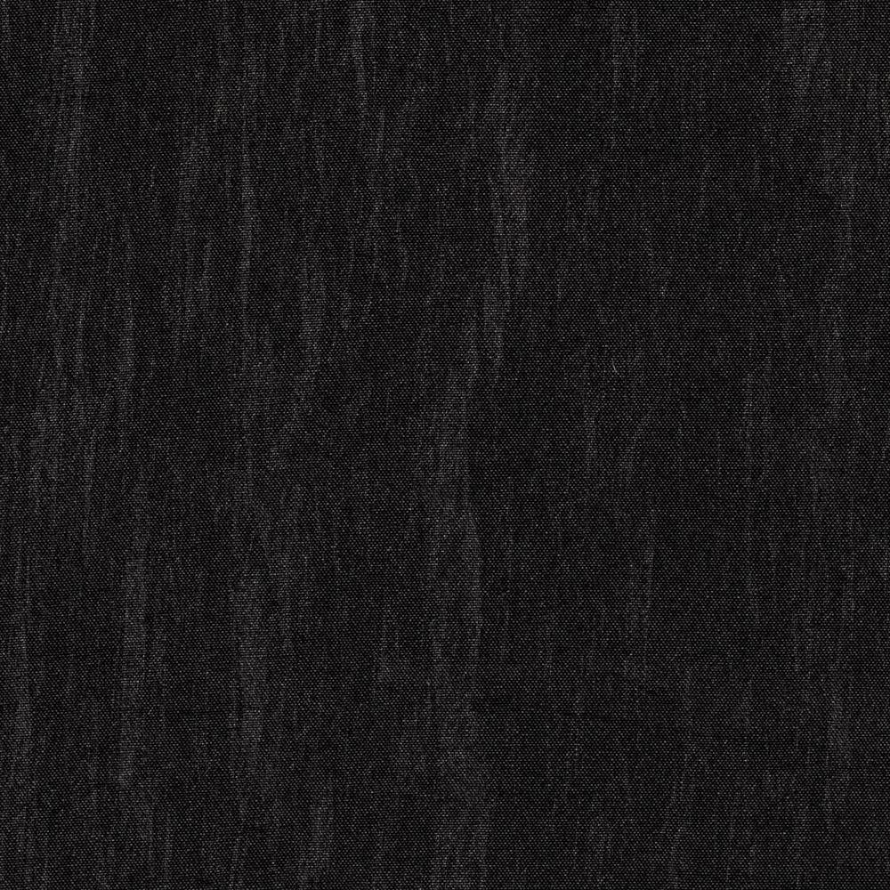 Nylon Crinkle Cloth Black